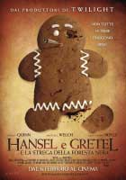 Hansel & Gretel e la strega della Foresta Nera