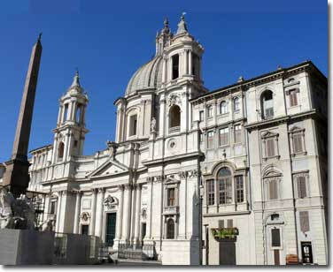 Sant'Agnese in Agone - abcRoma.com